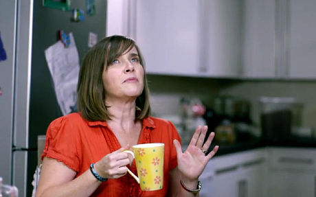 A genius comedy character invented by the Better Together campaign.